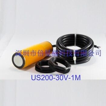 Ультразвуковой поисковой аппарат, US200-30V-1M цифровой аналоговый сигнал, 485 выход ультразвуковой датчик >> SHENGSUN SENOR Store