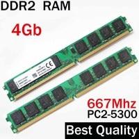 RAM 4Gb DDR2 667 667Mhz Ddr2 RAM 4gb For AMD For All Memoria Ddr2 4gb Ram