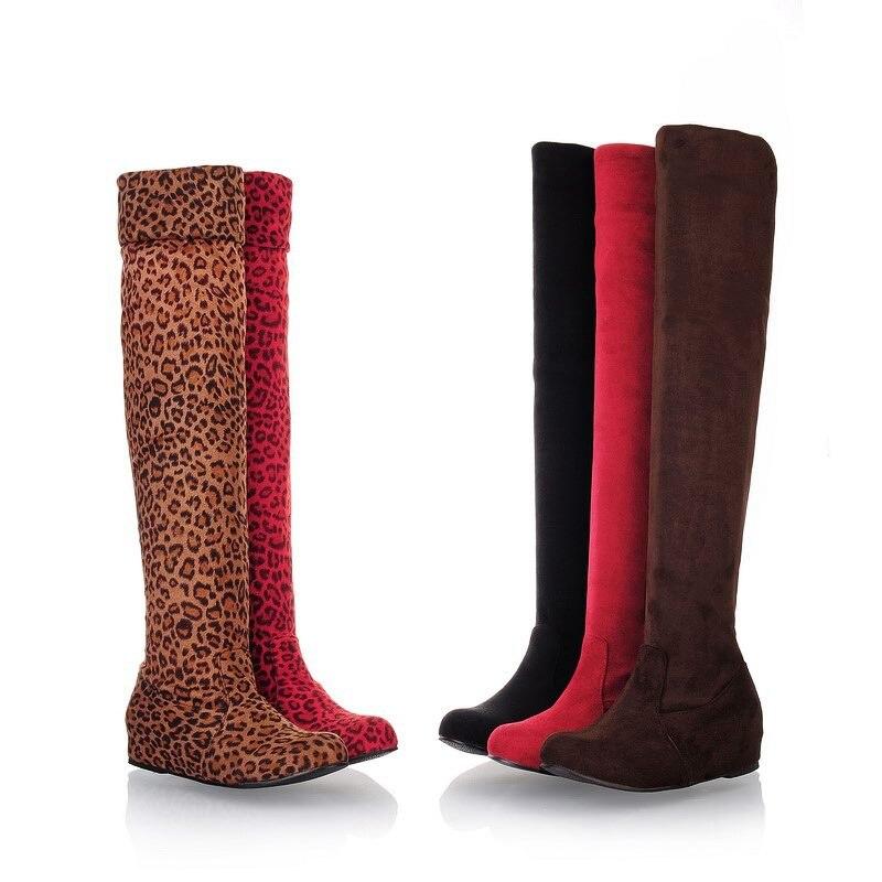 ASUMER plus rozmiar 34 47 nowe mody na kolana buty płaskie