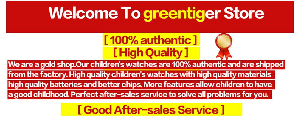 Greentiger 3G Network GPS LBS Wifi Smart Kids Watch SOS Dial Call Camera  Smart Children Watch Tracker Location IOS Android