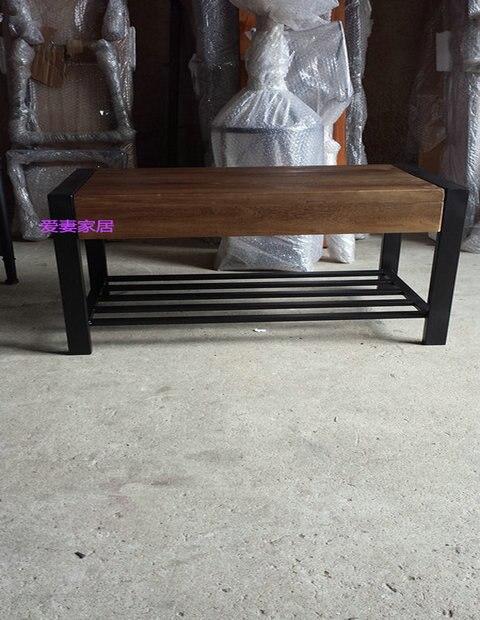 Bancos LOFT país de américa muebles de madera de estilo, hierro ...