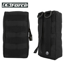 Tactical Utility Molle Pouch EDC Gadget Bag Webbing 600D Nylon Compact Water-res