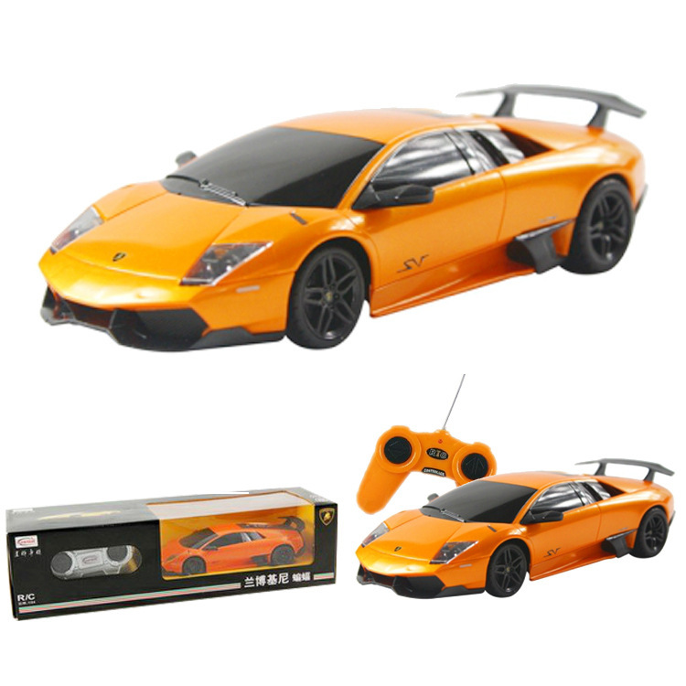 boy toys the best selling 124 high quality 4ch rc car childrens toys 4 channels kids remote control car model baby toy