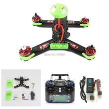 210mm Mini Quadcopter FPV Racer Drone RTF Full Set Combo with NZ32 Racing Flight