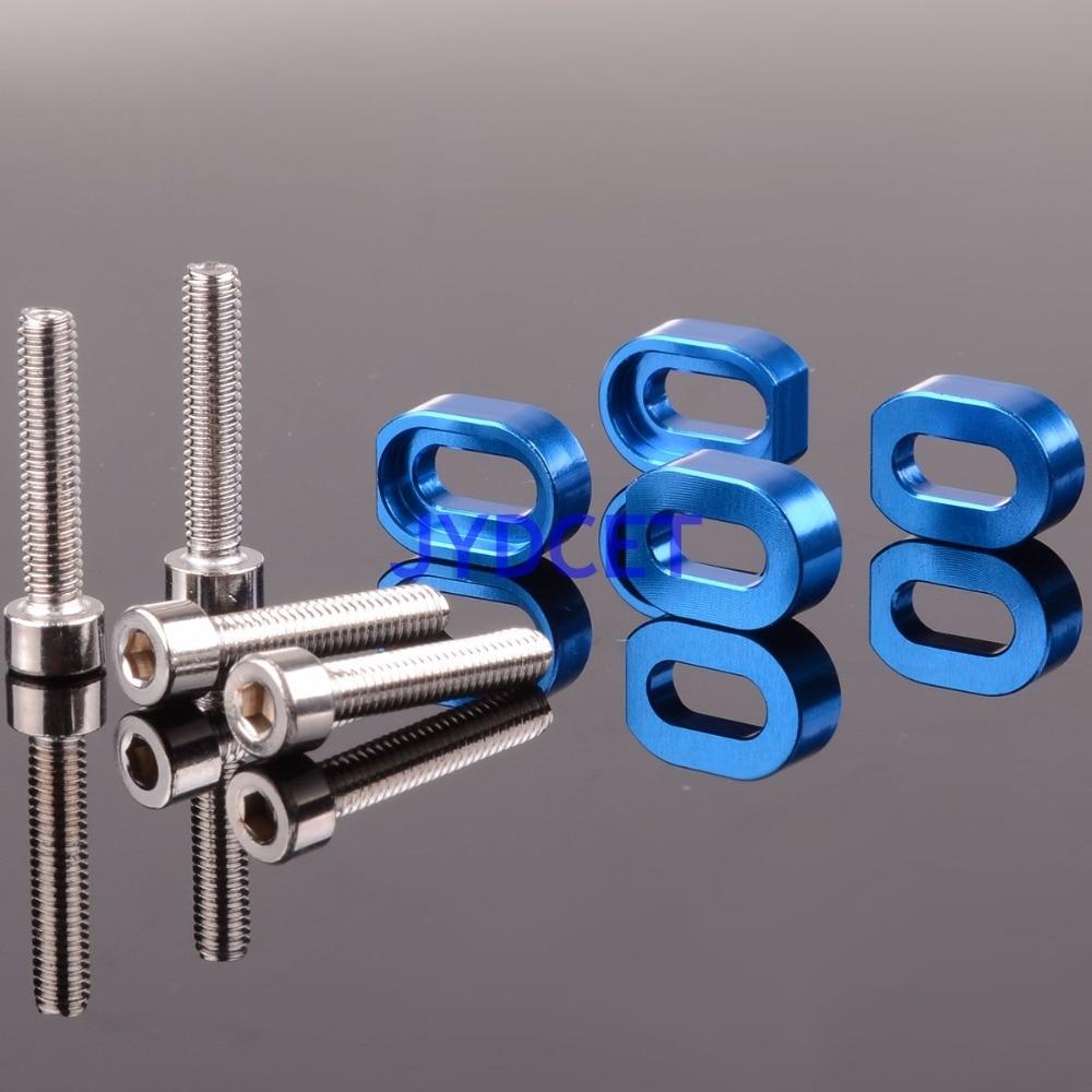Aluminum Shims & Stainless Steel Screws For RC CAR 1/5 Traxxas X-Maxx TXM007Aluminum Shims & Stainless Steel Screws For RC CAR 1/5 Traxxas X-Maxx TXM007