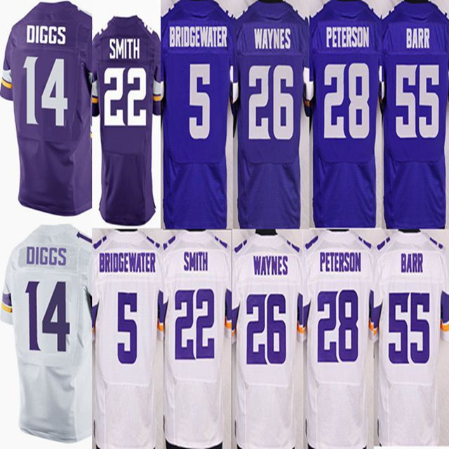 Minnesota Vikings Harrison Smith WOMEN Jerseys
