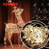 8 Modes 600 LEDs 100m 328ft 600leds Christmas String Fairy Light Indoor Outdoor Party Wedding Decoration