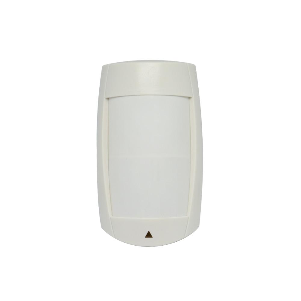 bilder für 1 stücke indoor infrarot-detektor für sicherheit alarm diebstahl draht pir motion sensor paradox dg75 intruder detektiv freeshipping