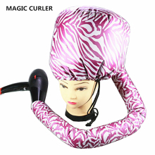 Professional Hair Dryer Cap coiffeur accessoire barber accessories Hair Dryer Attachment Salon Soft Hair Dryer Hat