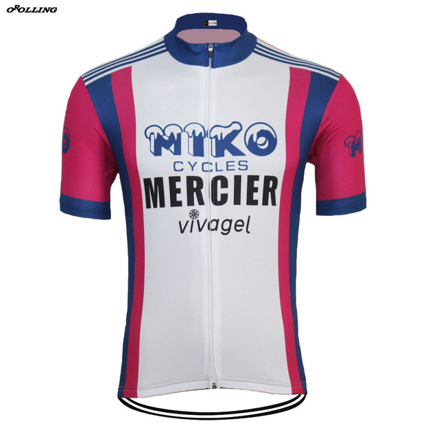 Multi Classical Maillot New 2 Types Retro Team Pro Cycling Jersey  Customized Road Mountain Race Top OROLLING 0fdd4bfeb