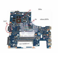 NM A273 Notebook PC Main Board For Lenovo G40 G40 70 Motherboard System Board 14.1'' 820M Discrete Graphics DDR3