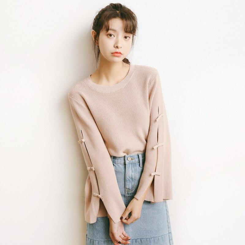 Պատահական և էլեգանտ սվիտեր կանայք - Կանացի հագուստ - Լուսանկար 4