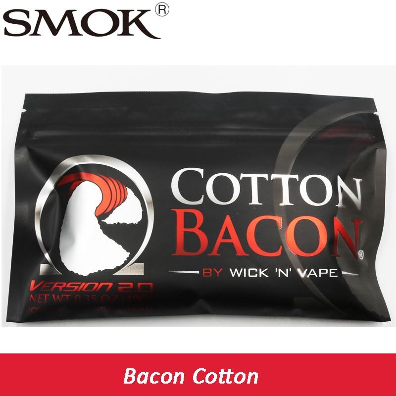 original high quality Cotton Bacon rda cotton For Electronic Cigarette RDA RBA Atomizer