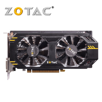 ZOTAC Video Card GeForce GTX 650Ti 1GD5 Fireboats Edition 128Bit 650 Ti GDDR5 Graphics Cards For