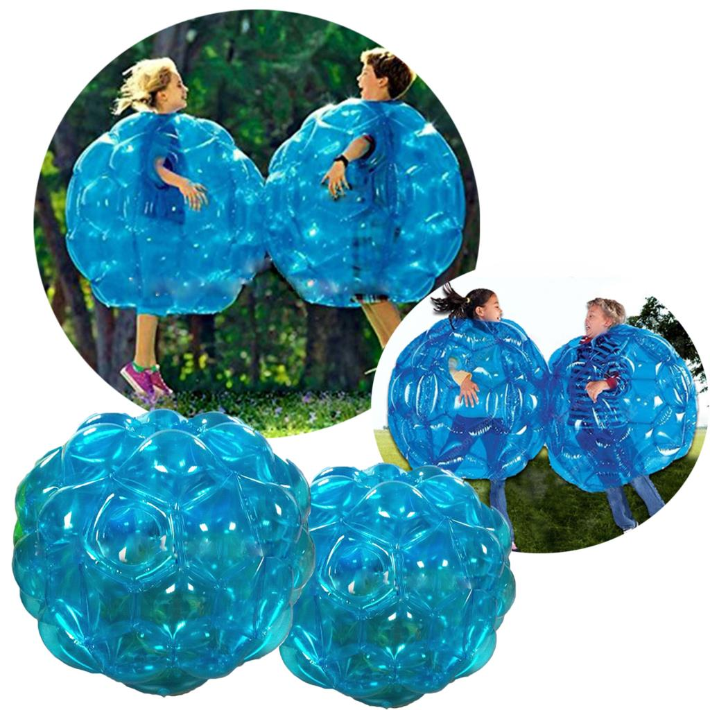 PVC Bubble ball Soccer Kids Lawn Inflatable Body Zorb Ball Run In Touch Ball Bubble Team Football Children Air Bumper Ball 1.5m свитшот coccodrillo свитшот