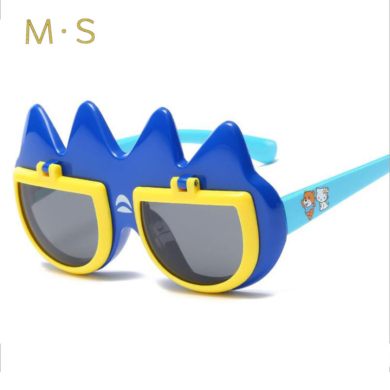Initiative Kind N Kinder Sonnenbrille 2018 Polarisierte Marke Kinder Sonnenbrille Baby 100% Uv Schutz Oculos Junge Mädchen Schöne