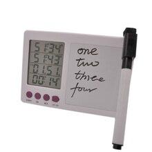 Freies verschiffen, digitaler timer großen LCD 4 kanal digitaler timer, küche timer, timer