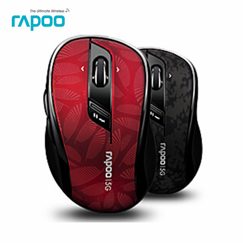 Original Rapoo 7100P 5G Wireless Optical Mouse, Gaming Mice for Desktop Laptop PC Computer ,High quality brand new in box(China (Mainland))