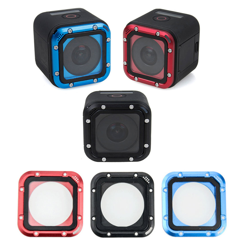 3 for for Yi Sport Camera VP617 Baiko Accessories 3 Colors Silicone Lens Cap Cover for Hero 4 3