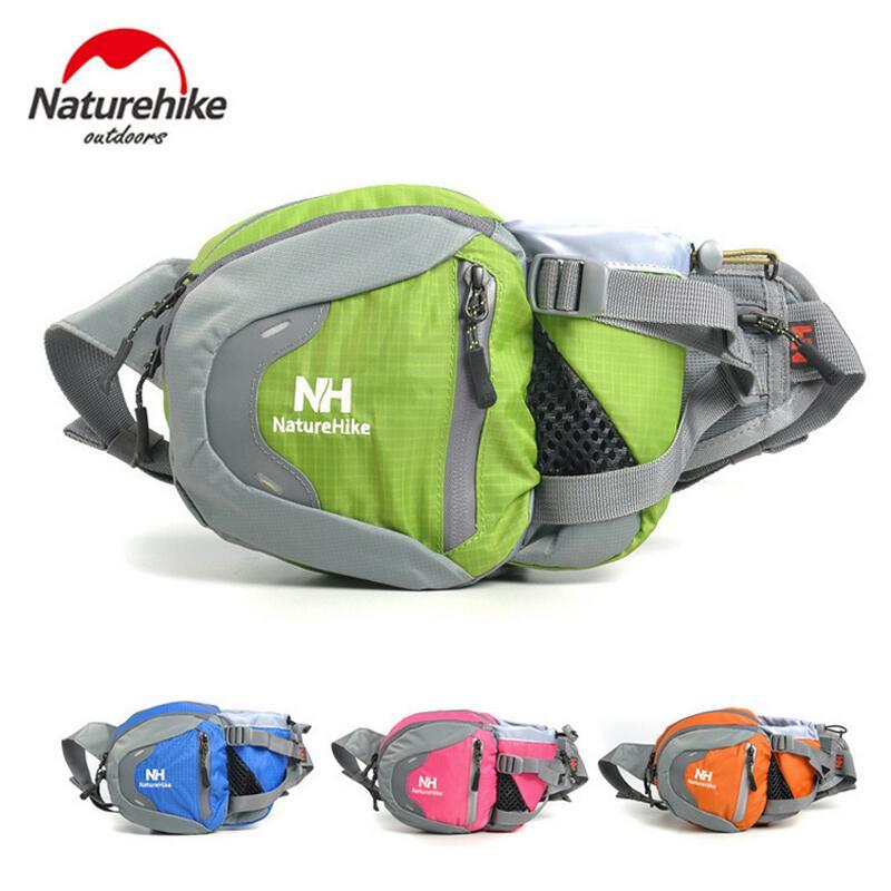 NatureHike al aire libre portátil multifuncional bolso de La Cintura Bolsas homb