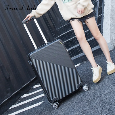 Travel tale new fashion contracted Rolling Luggage Spinner brand Travel Suitcase 20