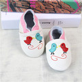 2017 NEW Genuine Cow Leather Baby Moccasins Soft Soled Toddlers Infant Baby Boy Shoes Girl Newborn Shoe First Walker