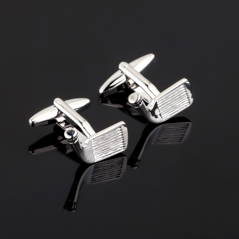high quality Sports series of golf cufflinks manufacturers wholesale personality men gifts Wedding Cufflinks cufflinks for mens