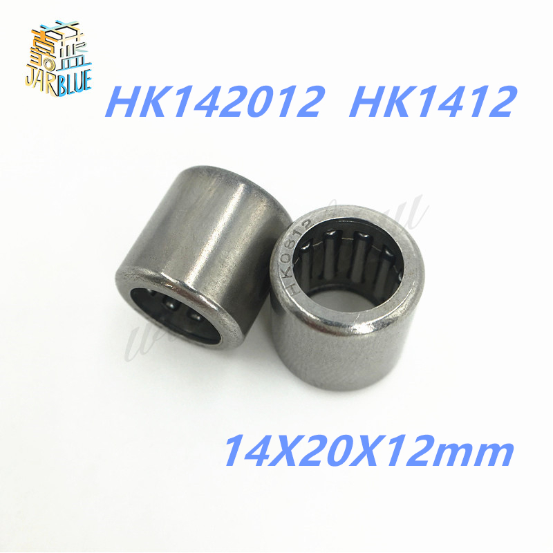 1 Pc Needle Bearing 10x 14x 12 mm
