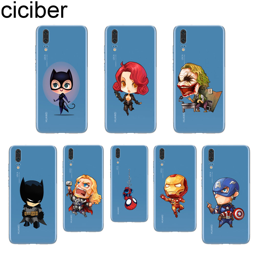 Yinuoda Marvel Doctor Strange Soft Black Phone Case For Huawei P10 Plus 20 Pro P20 Lite Mate9 10 Lite Honor 10 View10 Cover Cellphones & Telecommunications Phone Bags & Cases
