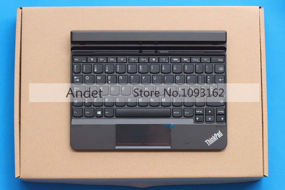New Original Genuine for ThinkPad Tablet 10 Thin Ultrabook Bluetooth Keyboard Bezel Bracket Bottom Cover Base Part neworig keyboard bezel palmrest cover lenovo thinkpad t540p w54 touchpad without fingerprint 04x5544