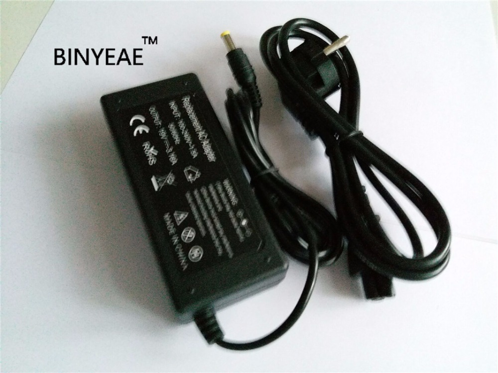 19V 3.16A 60W AC Power Cord Supply Adapter Charger for