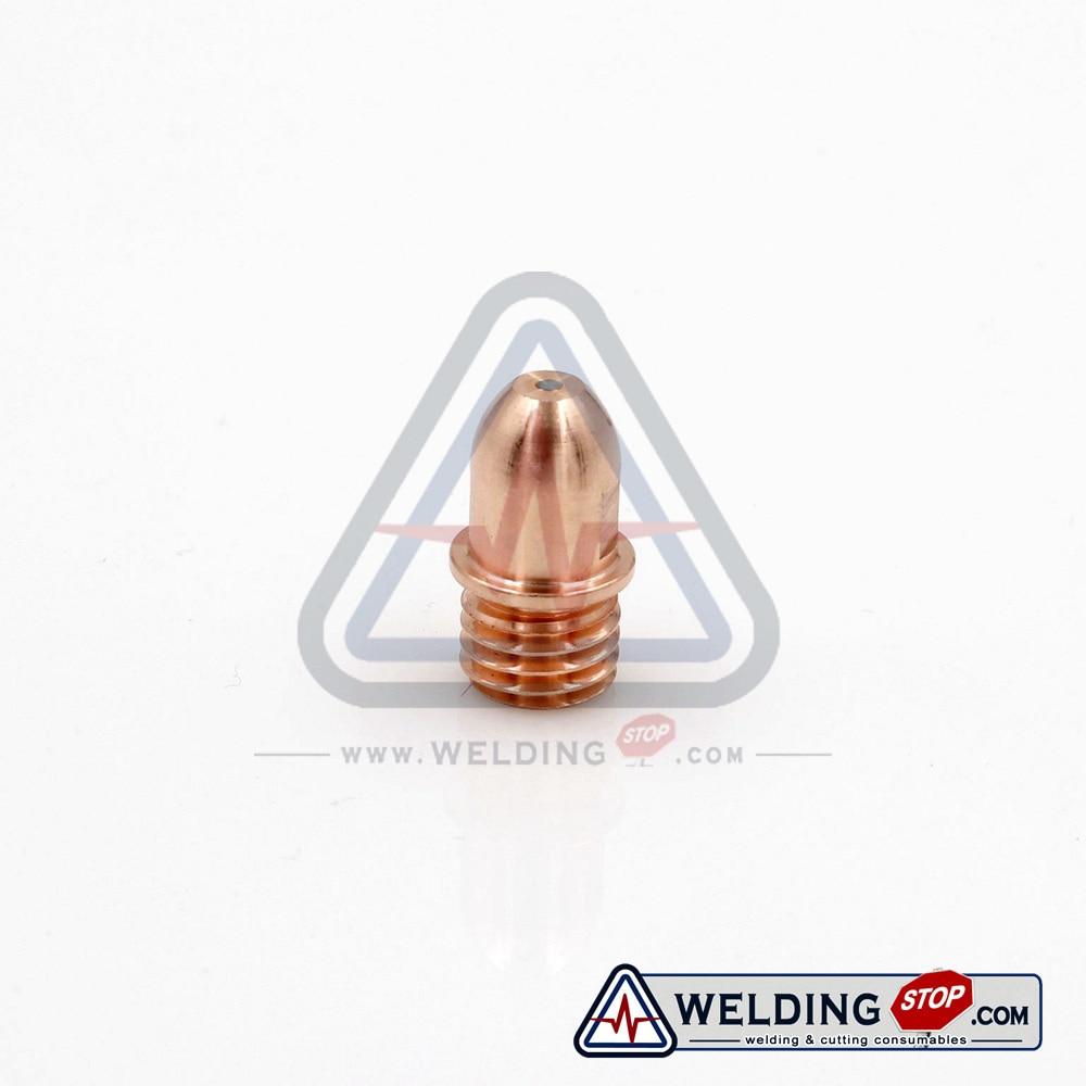 PR0034 Plasma Electrode  Fit Trafimet Ergocut CB100 CB150 Plasma Torch,PKG/10