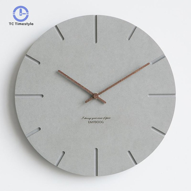 Wall Clocks Modern Design Creative Watch Minimalist Living Room Hanging Watches Bedside Mute Wood Wall Clock Home DecorWall Clocks Modern Design Creative Watch Minimalist Living Room Hanging Watches Bedside Mute Wood Wall Clock Home Decor