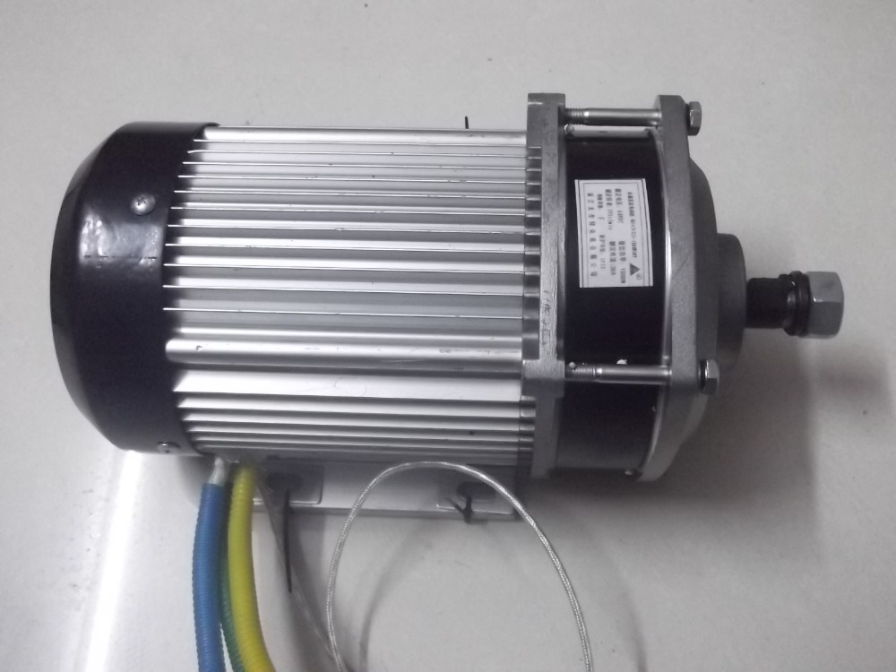 Fast Shipping 60V 2200W Brushless Electric Motor Unite Motor Scooter Bike Electric Tricycle Motor 3 Wheels Bike Motor