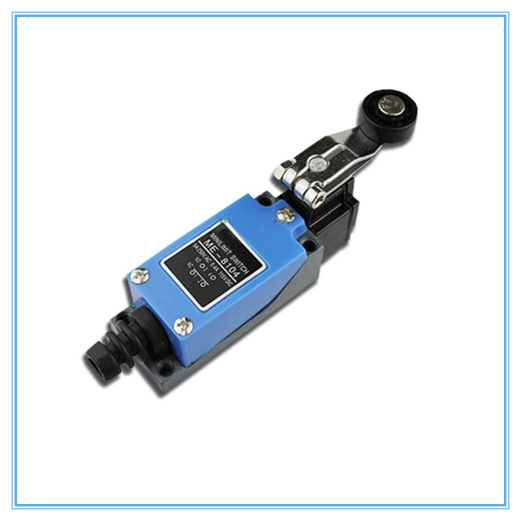 New Waterproof ME-8104 Momentary AC Limit Switch For CNC Mill Laser Plasma