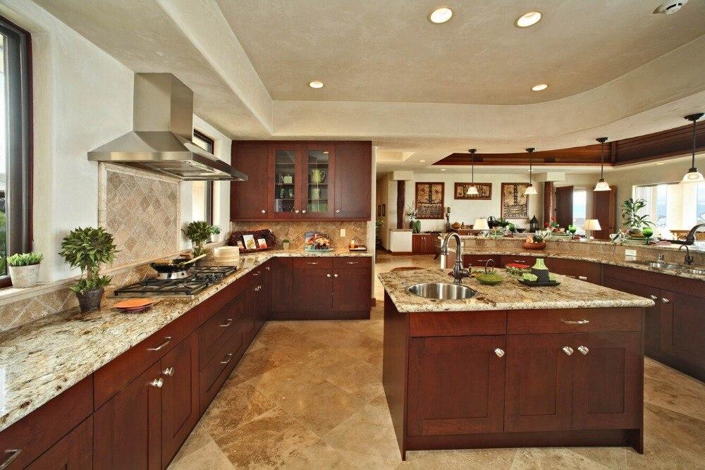 Discount Wood Kitchen Cabinets popular kitchen cabinets wood-buy cheap kitchen cabinets wood lots