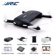 JJR/C Actualizado de 2MP WIFI FPV Drone JJRC H37 Elfie Mini Autofoto cámara Plegable Brazo APP Control RC Quadcopter RTF VS Eachine E50