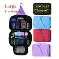 Large capacity Portable travel toiletry kits Cosmetic bags Makeup bag Women travel bags Washing bag 25*17*8.5CM