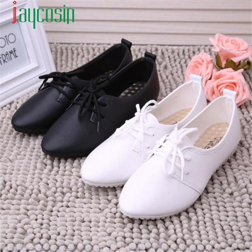 De alta calidad de Las Mujeres de Los Planos Zapatos Slip On Comfort Shoes Zapat