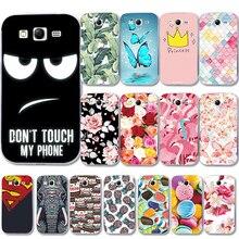 Various Fashion Case For Samsung Galaxy Grand Neo Plus I9060i GT-I9060i Cartoon Capa Bag For Samsung i9082 GT-i9082 I9080 Fundas стоимость