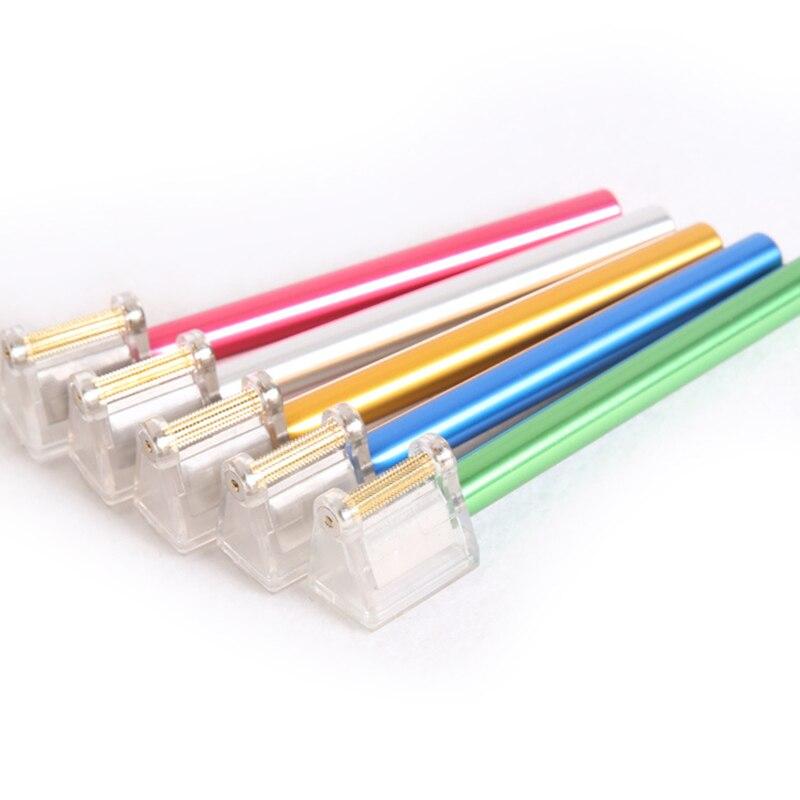 Новая масляная ручка с кожаными краями/инструмент для смазки/кожаный инструмент