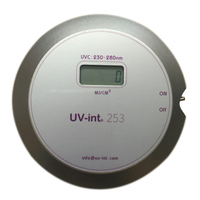 UV Meter integrator Radiometer tester detector UVC 230 280nm for uv germicidal lamp Shoe factory Food Medical application