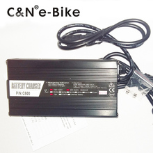 Check Discount 2017 New Electric Bike Battery Charger 84V 5.5A Hot Sale