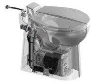 600 Вт Smart измельчитель Туалет 230 В 50 Гц