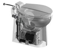 600W smart macerator toilet 230 V 50 HZ