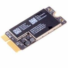 Portátil de Tarjetas de Red WiFi Tarjeta Bluetooth BCM94360CS2 Ajuste Para MacBook Air13 A1465 A1466 Mediados de 2013 Tarjetas de Red Del Ordenador Portátil VC979 T66