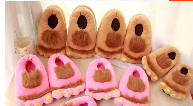 The Hobbit slippers
