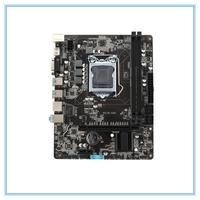 New computer motherboard H110 V31 DDR3 LGA1151 Desktop PC Board Mainboard 16GB MAX for Core i3,i5,i7 CPU mATX