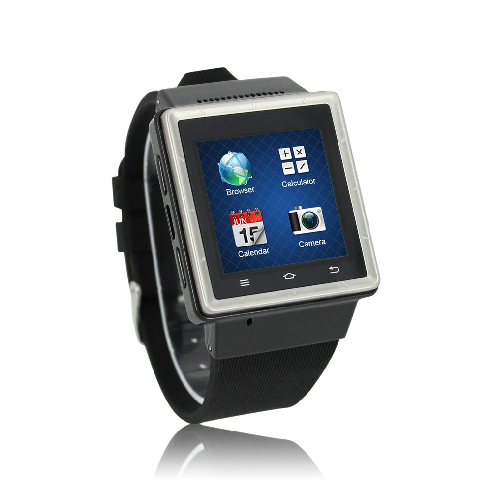 Camera Phone Watches Android online buy wholesale mobile phone watch android from china zgpax s6 3g 1 54 smart mtk6572 dual core wrist watches smartphone