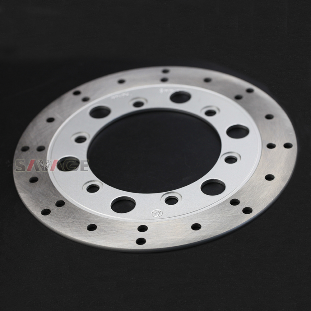 Front Wheel Brake Disc Rotor For HONDA CMX 250 Rebel/ CA 125 Rebel/ VT125 Shadow Motorcycle Accessories stainless steel for ktm 390 200 125 duke 2012 2015 2013 2014 motorcycle accessories rear wheel brake disc rotor 230mm stainless steel